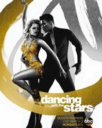 DWtS s22 poster