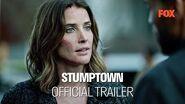 STUMPTOWN Official Trailer FOX