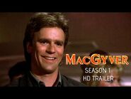 MacGyver (1985) Blu-ray SEASON 1 Trailer -2 - Richard Dean Anderson