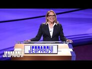 Katie Couric Guest Host Exclusive Interview - JEOPARDY!