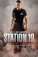 Station 19 promo poster
