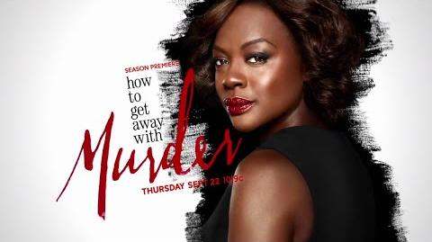 How to Get Away with Murder Season 3 Promo