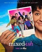 Mixed-ish season 2 poster