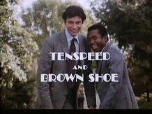 Tenspeed and Brown Shoe .jpeg