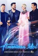 American Idol season 17 poster