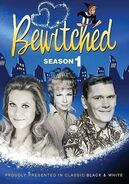 Bewitched s1 poster
