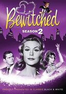 Bewitched s2 poster
