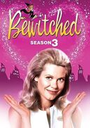 Bewitched s3 poster