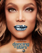 Dancing With the Stars poster season 29
