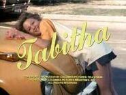 Tabitha title card