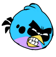 Red Red Bird Angry