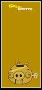 Golden invites