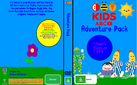 ABC For Kids Adventure Pack DVD Cover