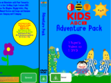 ABC For Kids: Adventure Pack (video)