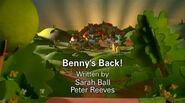 Benny'sBack!Titlecard