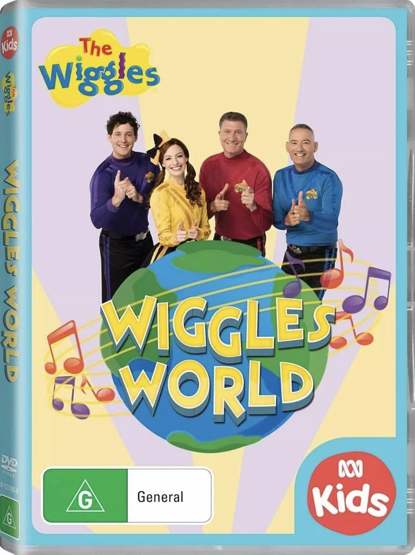 The Wiggles' World (DVD)