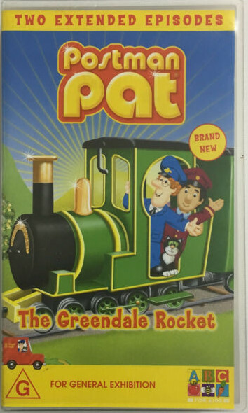 The Greendale Rocket (video)