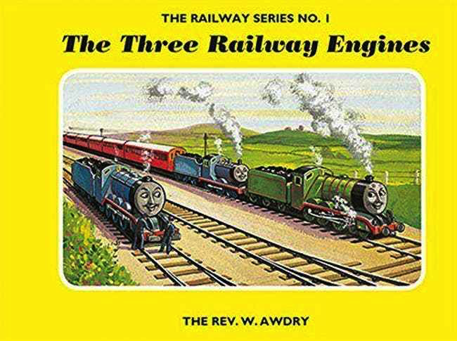 The Railway Series/Gallery