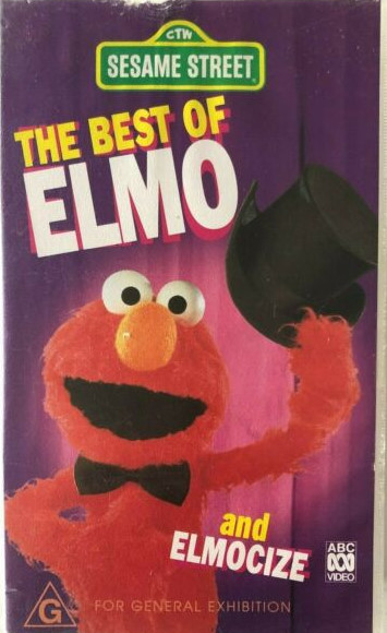 The Best of Elmo and Elmocize