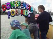 Don Spencer For Kids logo