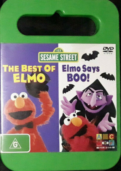 The Best of Elmo and Elmo Says Boo!