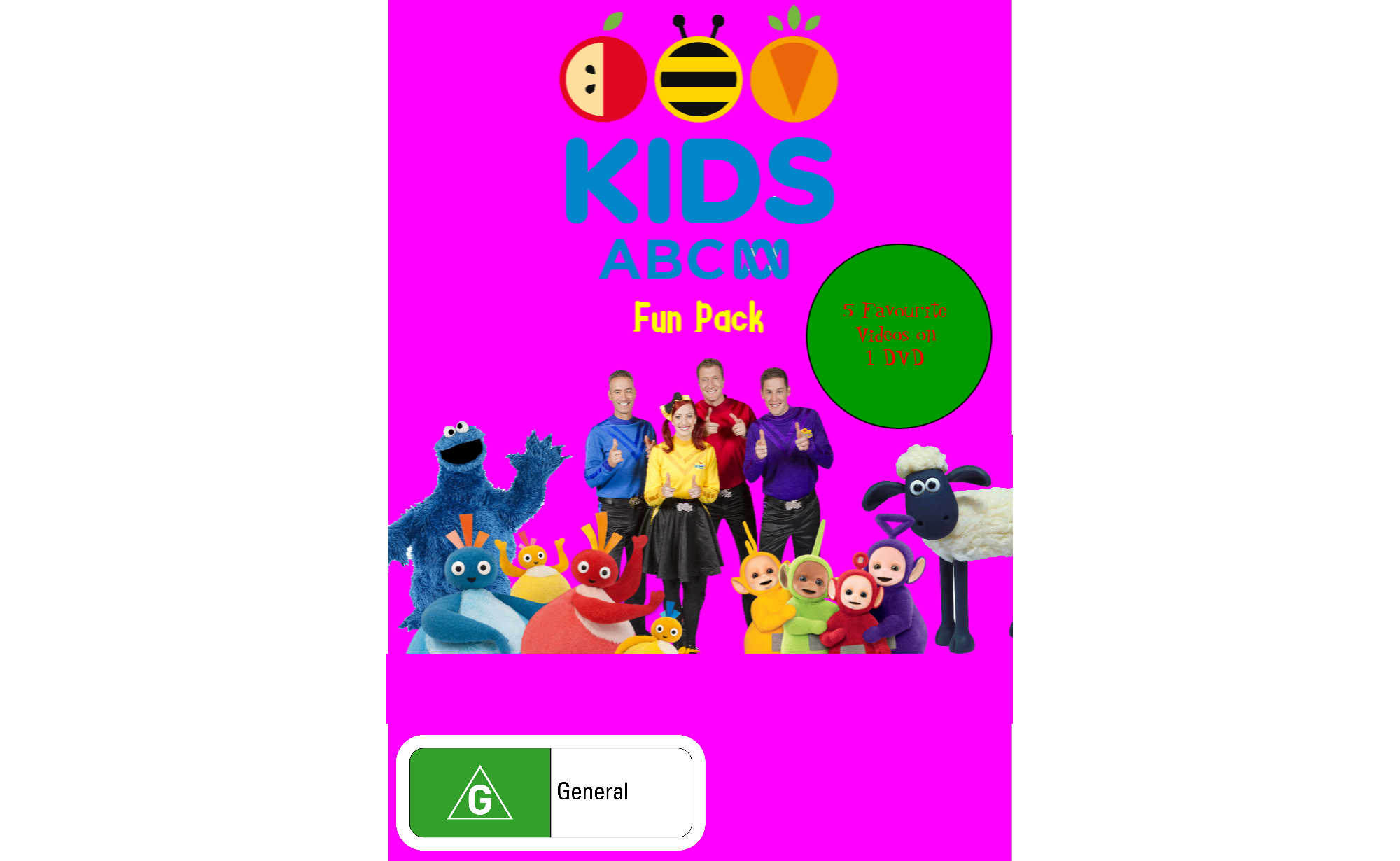 ABC For Kids Fun Pack