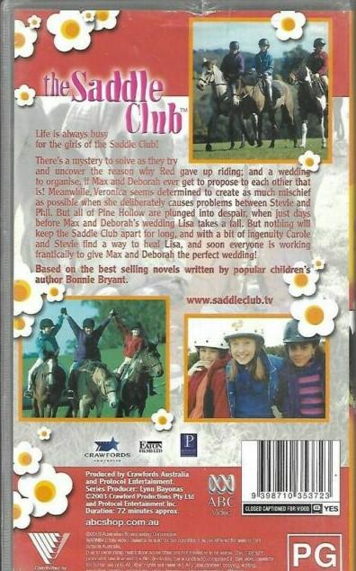 The Saddle Club - The Mane Event