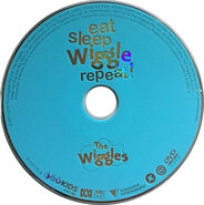 Eat,Sleep,Wiggle,Repeat!Disc