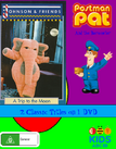 A Trip and the Moon and Postman Pat and the Barometer DVD Cover