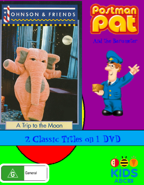 Johnson and Friends/Postman Pat: A Trip to the Moon/Postman Pat & the Barometer (video)