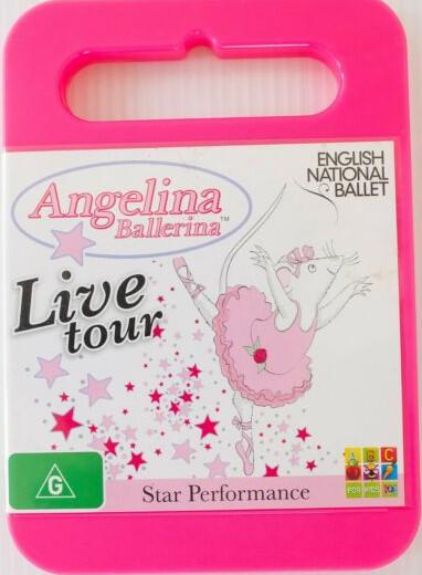 Angelina Ballerina - Live Tour Star Performance