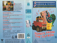 Songs from the Toybox