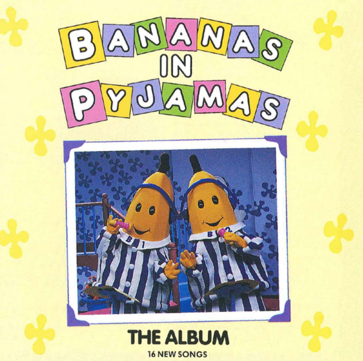 Bananas in Pyjamas: The Album
