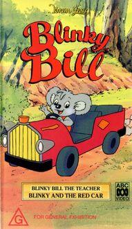 Blinky Bill - Blinky Bill The Teacher 1994 VHS.jpeg