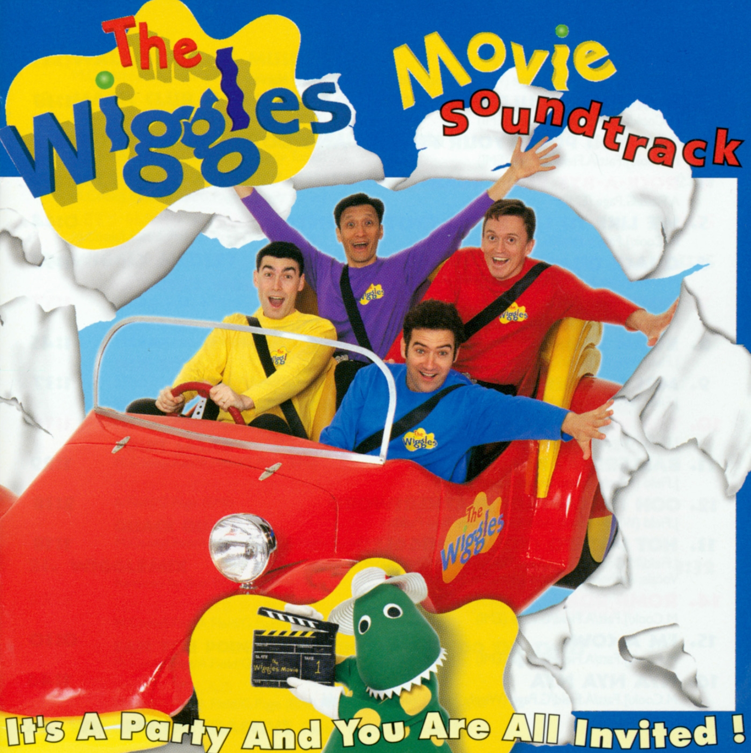 The Wiggles Movie Soundtrack/Gallery
