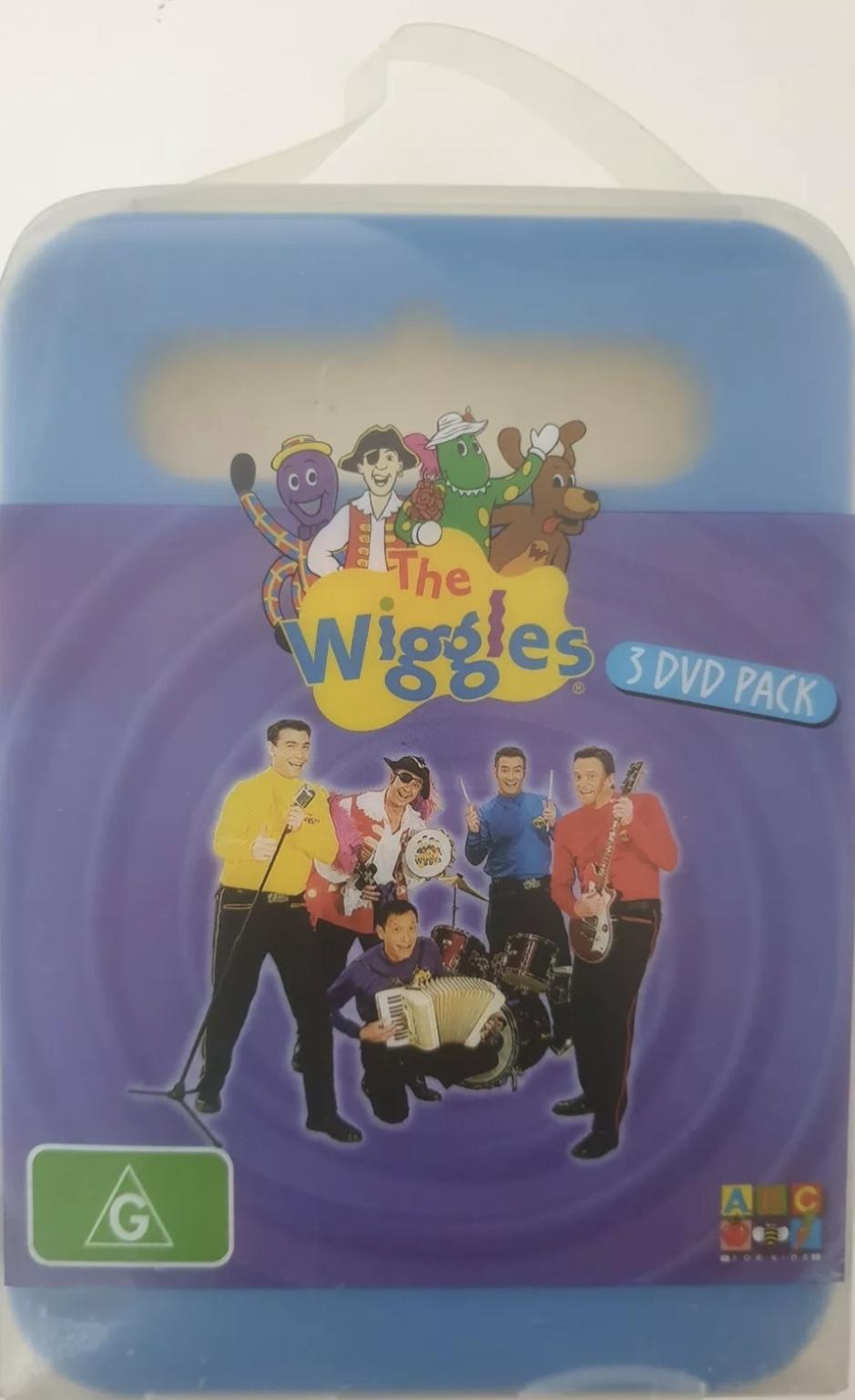 3 DVD Pack! (ABC)