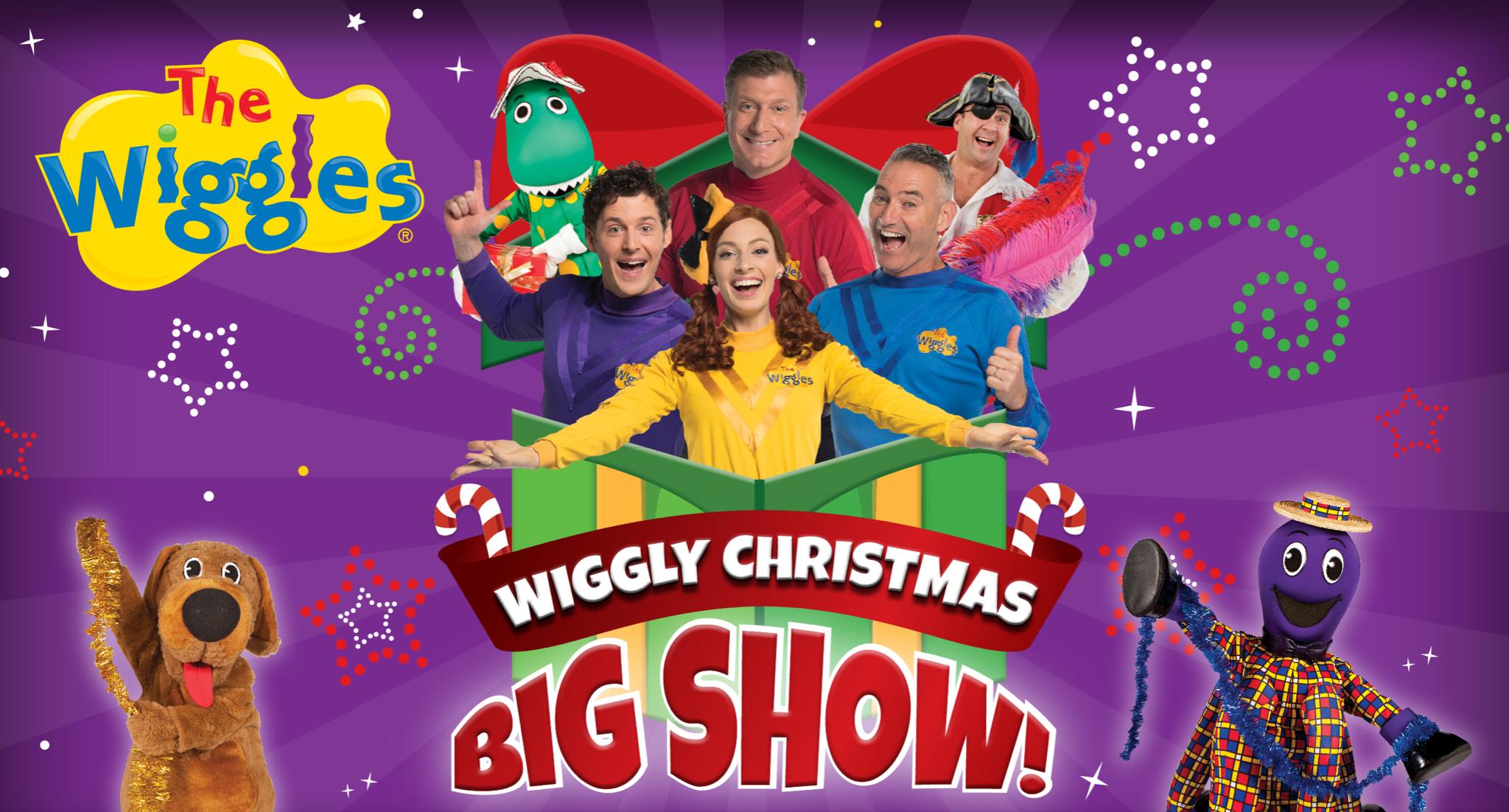 Wiggly Christmas Big Show