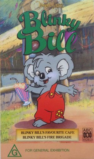 Blinky Bill Videography