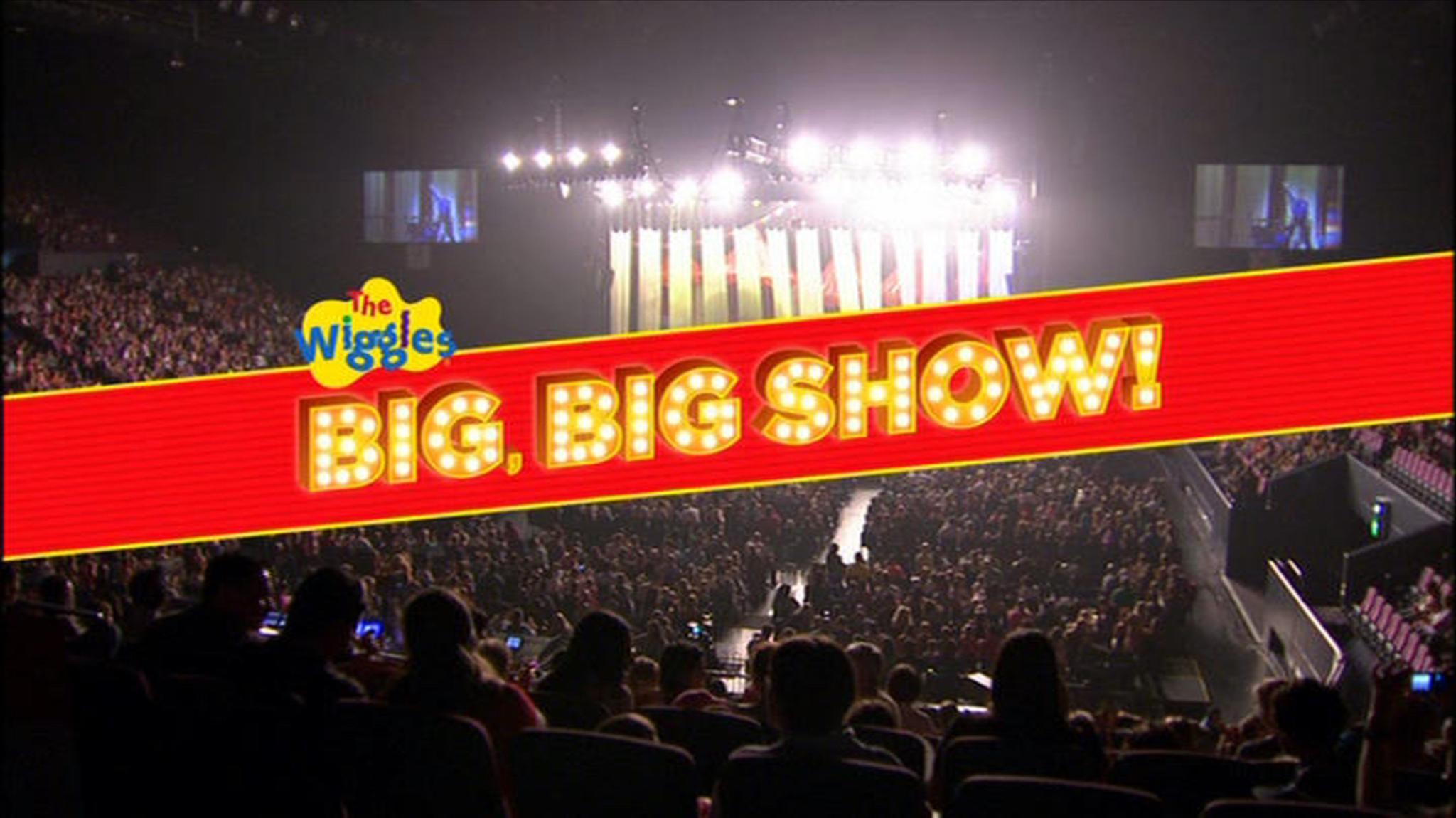 The Wiggles Big, Big Show!/Transcript