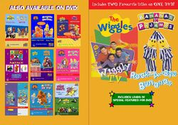 The Wiggles and Bananas in Pyjamas - Wiggly TV and Rock-A-Bye Bananas DVD Booklet.jpg