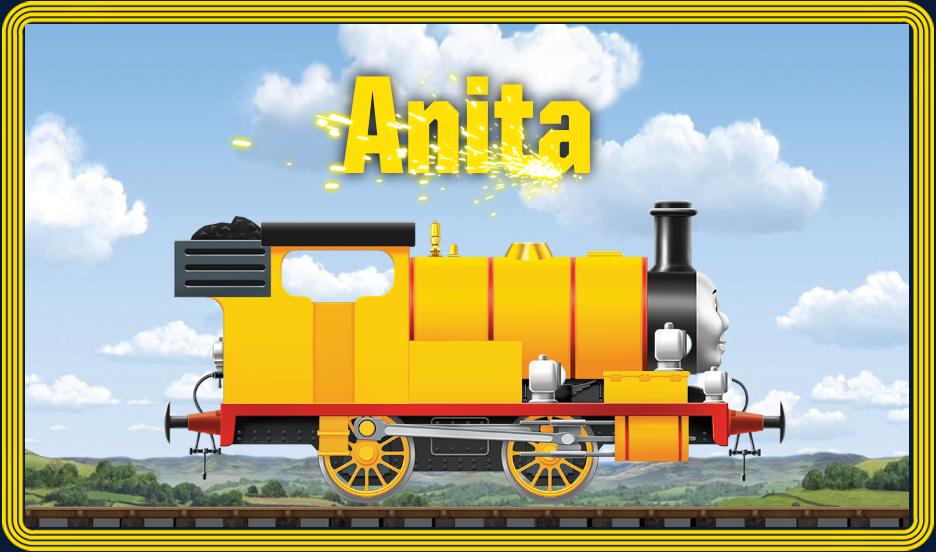 Anita (Thomas and Friends)