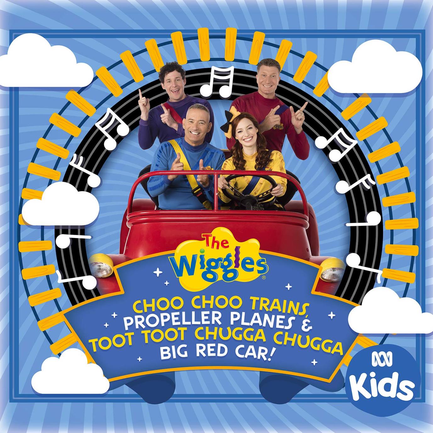 Choo Choo Trains, Propeller Planes & Toot Toot Chugga Chugga Big Red Car! (album)