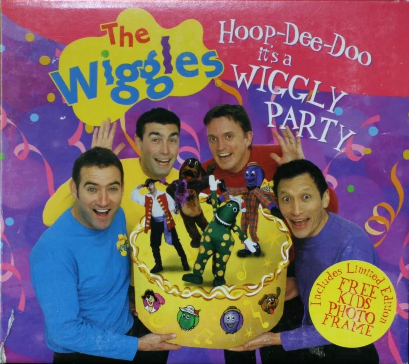 Hoop-Dee-Doo it's a Wiggly Party (album)/Gallery