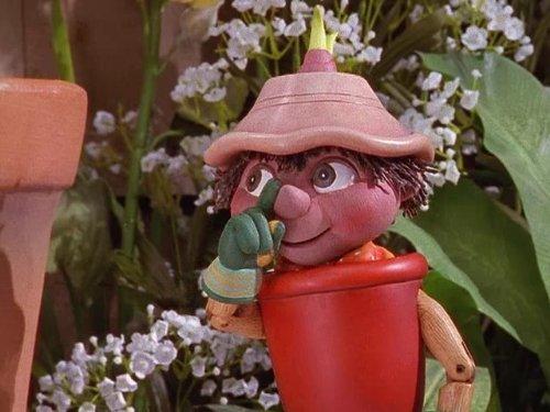 Bill Flowerpot man