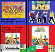 The Wiggles & Play School Live Hot Potatoes & Shapes 2019 DVD Cover.png