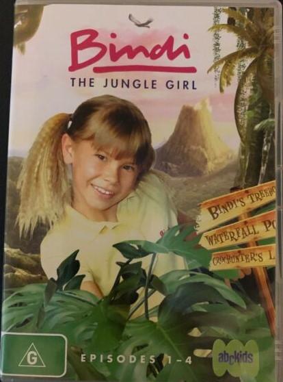 Bindi the Jungle Girl - Volume 1