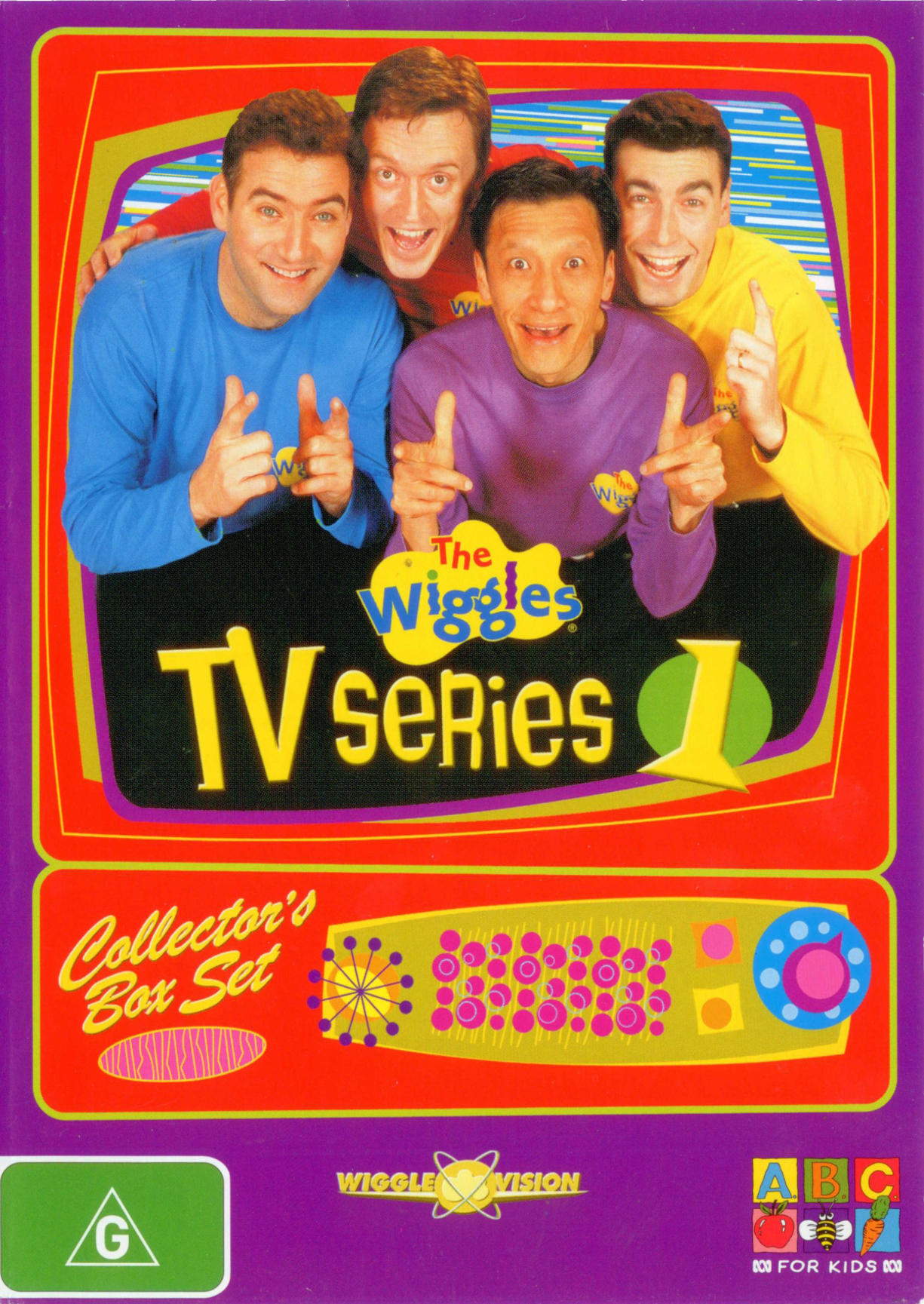 TV Series 1 Collector's Box Set