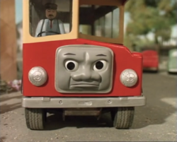 Click here to view the image gallery for Bulgy (episode).