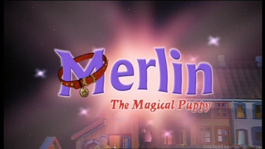 Merlin the Magical Puppy