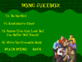 The Wiggles and The Hooley Dooleys - Wiggly Safari and Ready Set Go DVD Menu - Wiggly Safari Song Jukebox Page 3